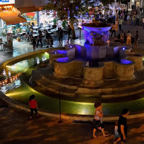 Heraklion City, City Centre nightlife
